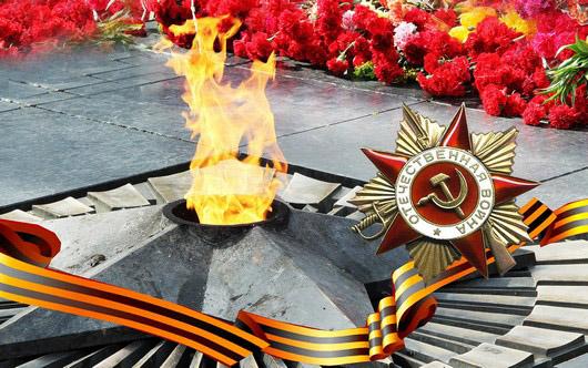 73-я годовщина Победы в Великой Отечественной войне 1941–1945 годов